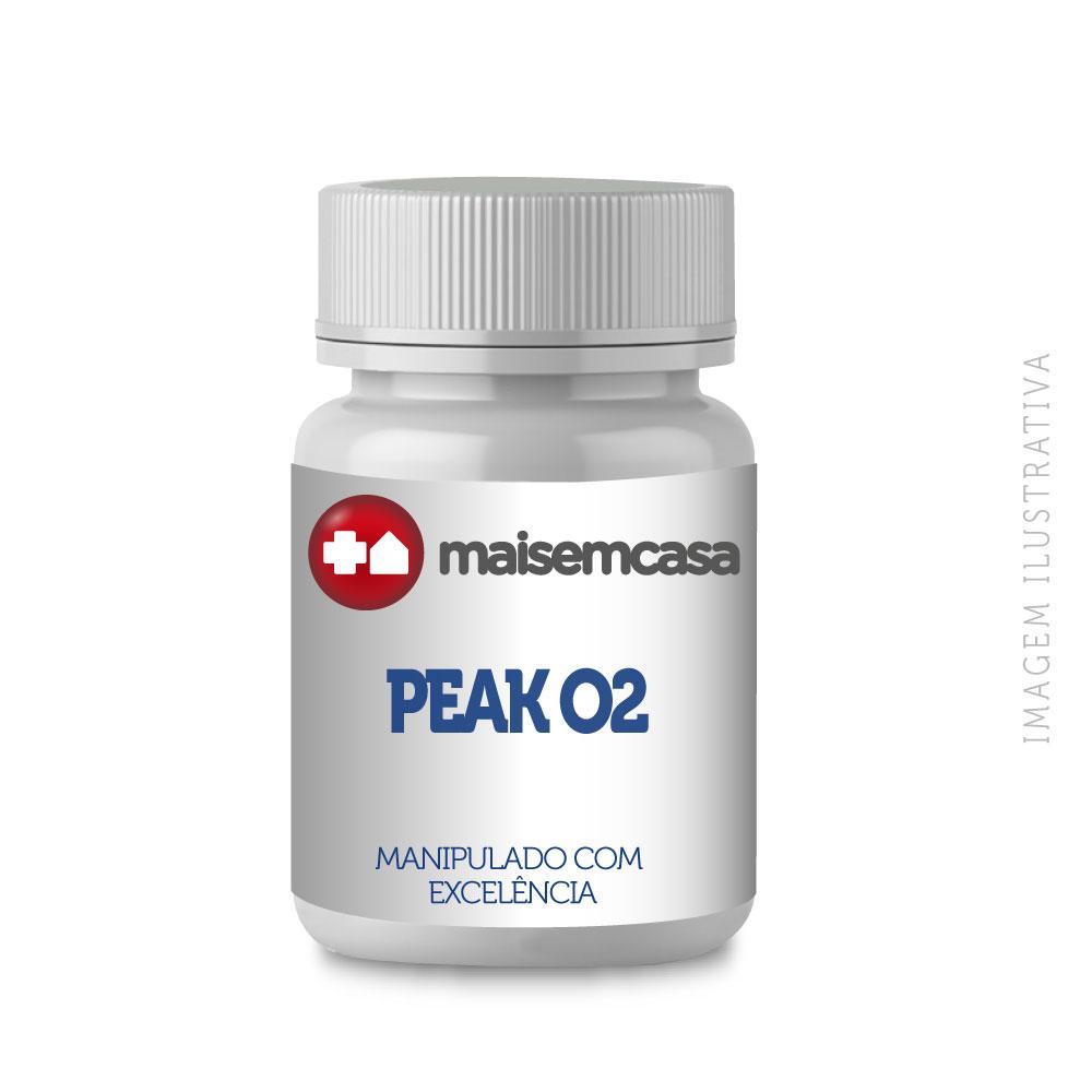 Peak O2 500mg Caps
