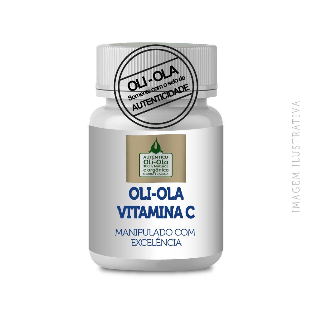 - Peeling Em Cáps Oli Ola 150 + Vit C 300 Promoção Com 90 Caps