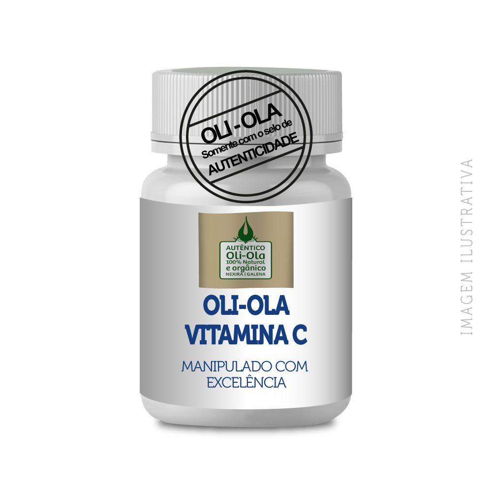 Peeling em Cápsulas - Oli-Ola 300mg + Vitamina C 300mg