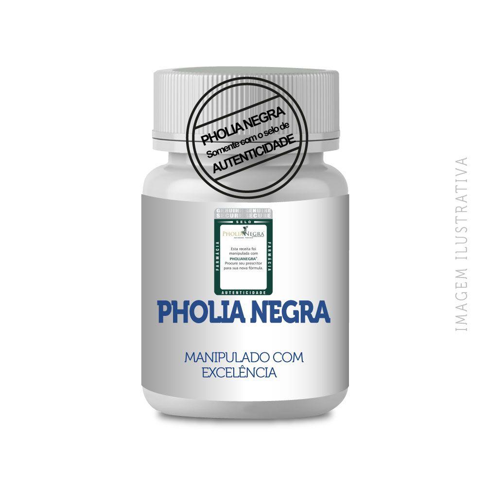 PHOLIA NEGRA (Ilex sp. ) 100MG - AJUDA A MODERAR O APETITE - COM 60 CÁPSULAS