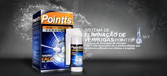 POINTTS ANTIVERRUGAS ORIGINAL - 80 Ml / 53G