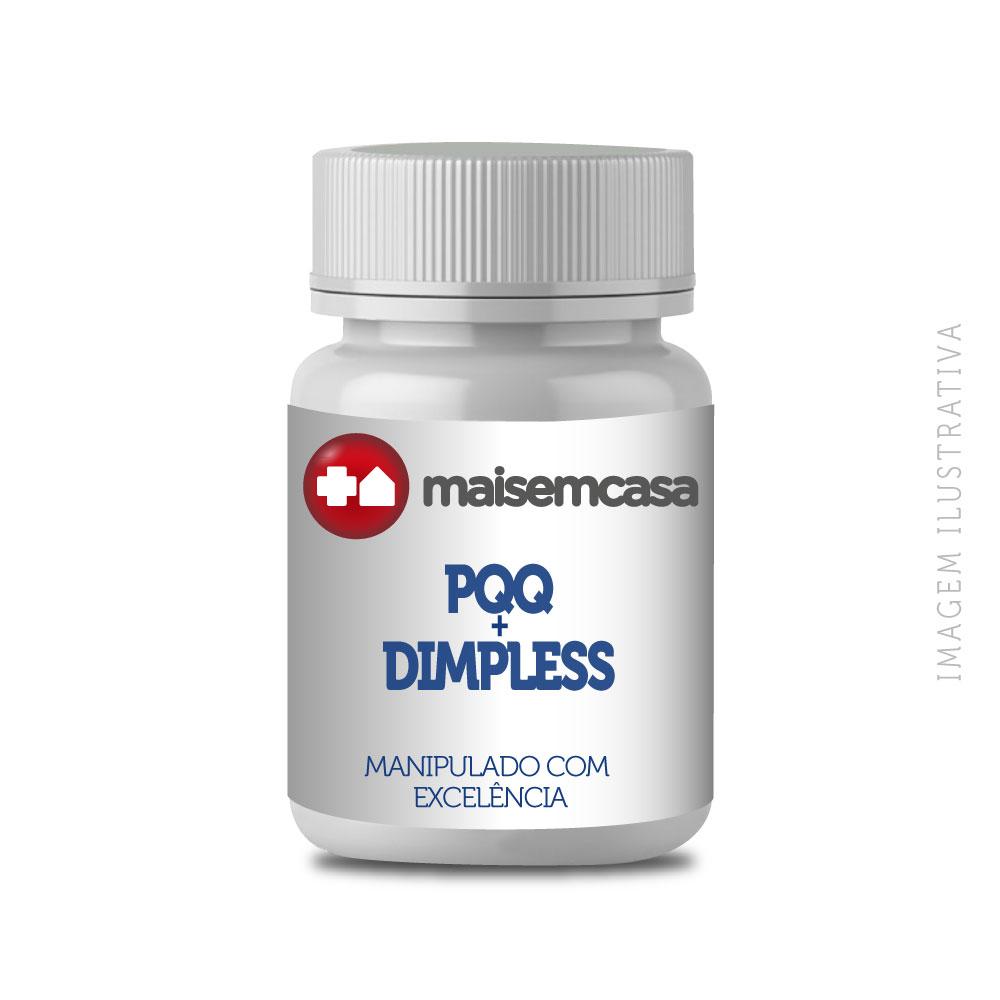 Pqq 20mg + Dimpless 10mg 60 Cp