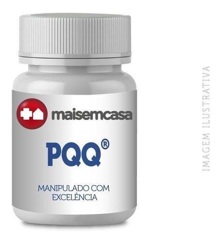 Pqq (pirroloquinolina Quinona) 11,5mg 60 Cp
