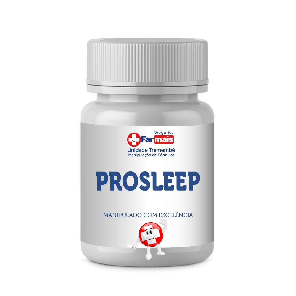 Prosleep 130mg cáps - Selo de autenticidade- Modulador do sono