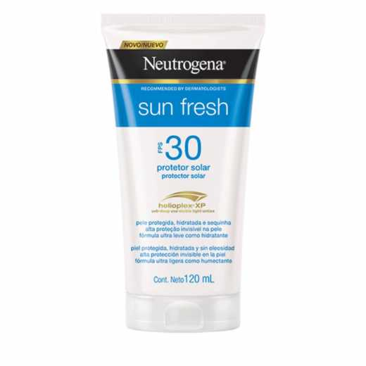 PROTETOR SOLAR NEUTROGENA SUN FRESH 30 FPS 120 ML
