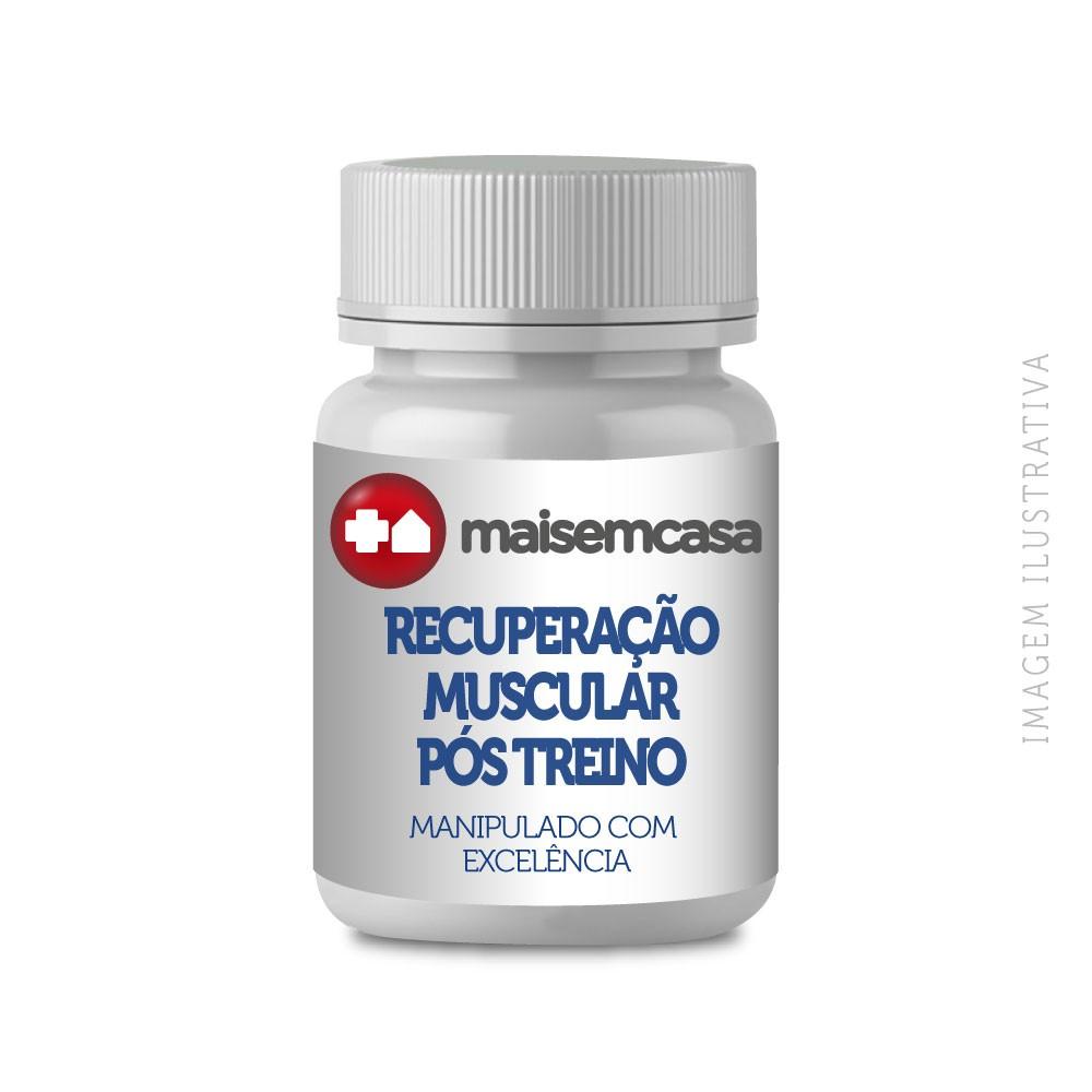 Recuperação muscular pós treino