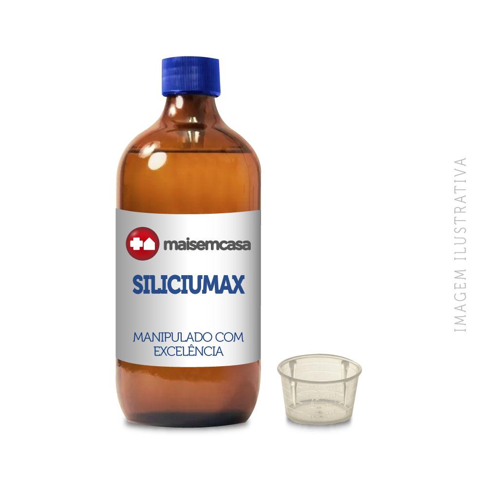 Siliciumax Líquido 300ml (30 Doses De 10ml)