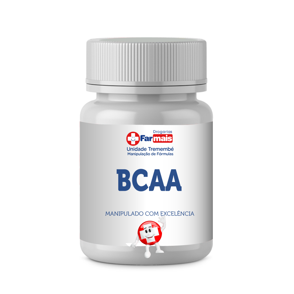 SUPLEMENTO BCAA - PLUS FARMAIS 30 SACHETS
