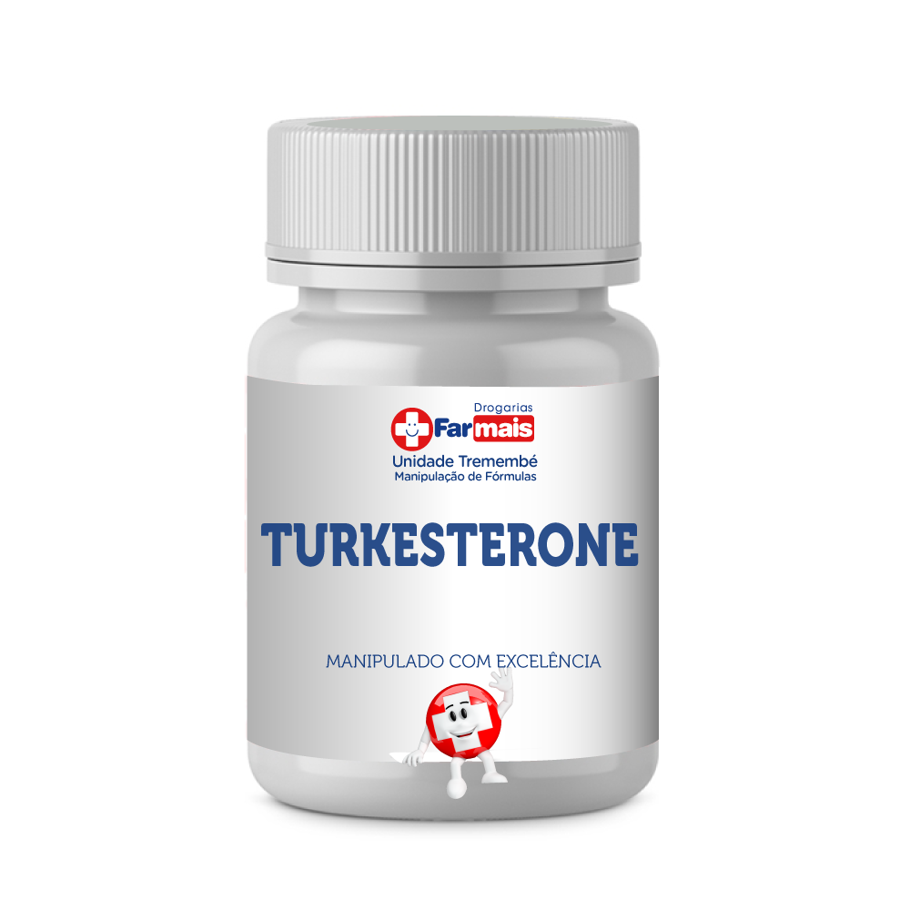TURKESTERONE 100MG® CÁPSULAS