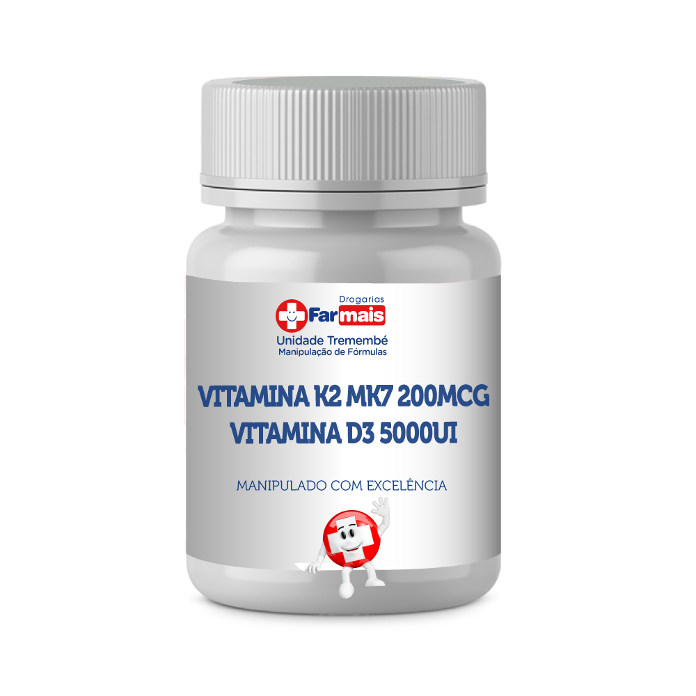 VITAMINA K2 150MCG + VIT D3 10.000 UI - 120 TABLETS SUBLINGUAIS