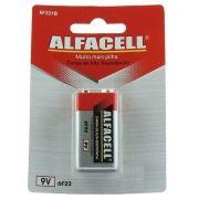 Bateria Alfacell Comum 9V