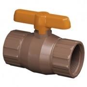 Registro Roscavel Esfera Compacto PVC