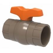 Registro Soldavel Esfera Compacto PVC