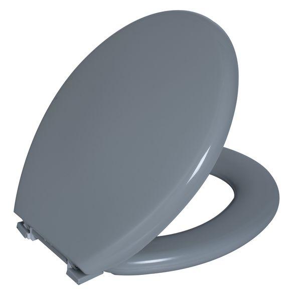 Assento Sanitario Astra Oval Almofadado TPK/AS - Verde 9 (VD9)