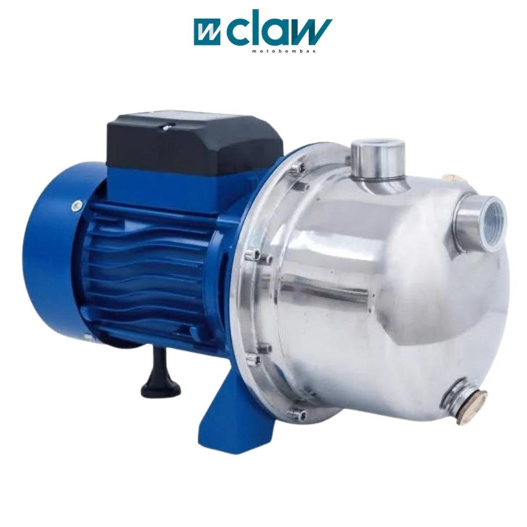 Bomba Claw Auto Aspirante Inox WMAI45H - 1/2CV (0,5 HP)
