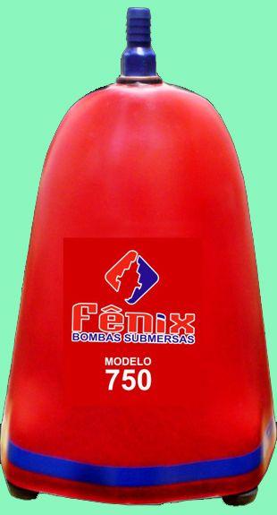 Bomba Fenix Submersa 750 - 340W