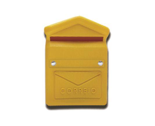 Caixa de Correio em Plastico para Grade - Unifortte