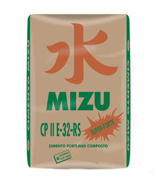 Cimento Mizu CP-II-32 - 25Kg