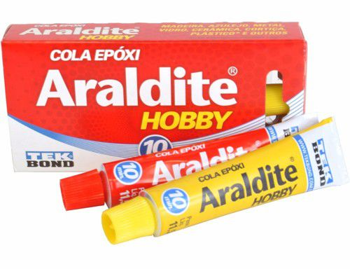 Cola Araldite Hobby 10 Minutos - 16g