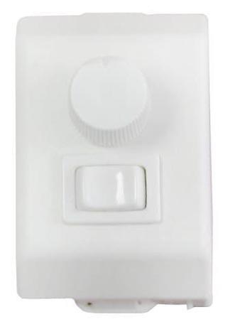 Controle de Ventilador Rotativo Sobrepor