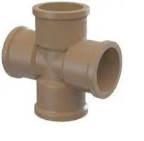 Cruzeta Soldavel PVC