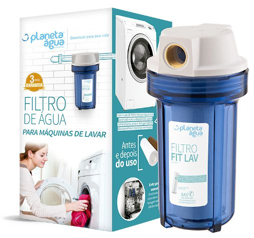 Filtro para Agua Fit Lav 7