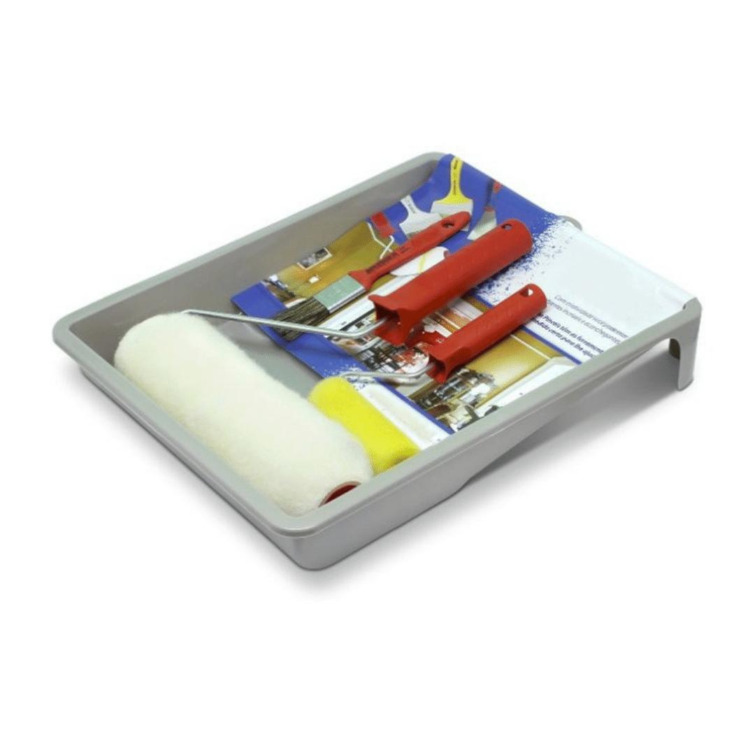 Kit para Pintura (05 peças) - Ref. 655/05