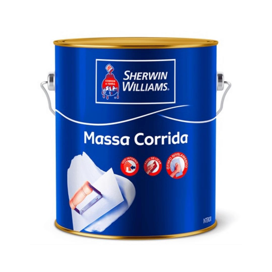 Massa Metalatex Corrida (PVA) Interior 6,1Kg