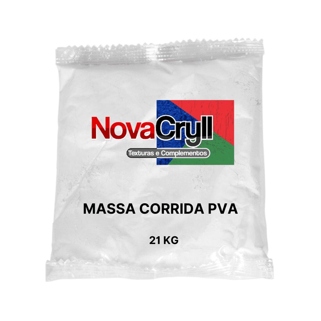 Massa NovaCryll Corrida (PVA) Interior - Saco 21Kg