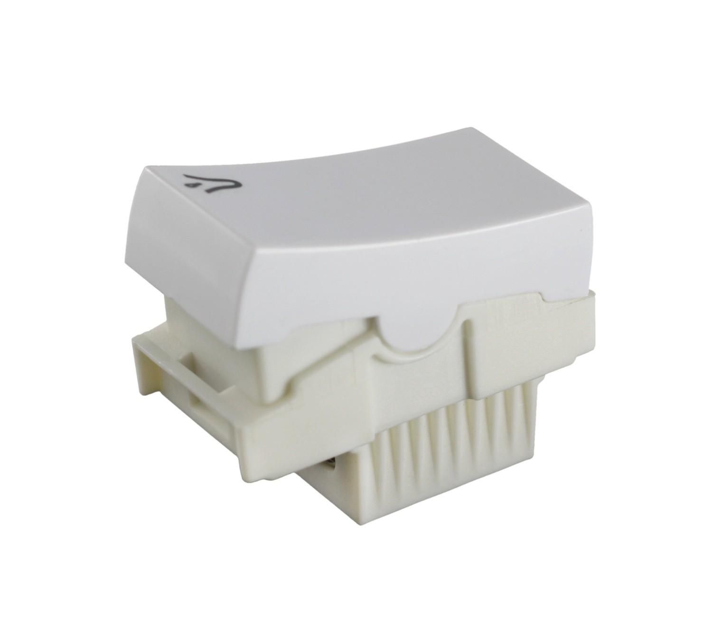 Modulo Ilumi Slim Pulsador para Campainha 10A Ref. - 8113