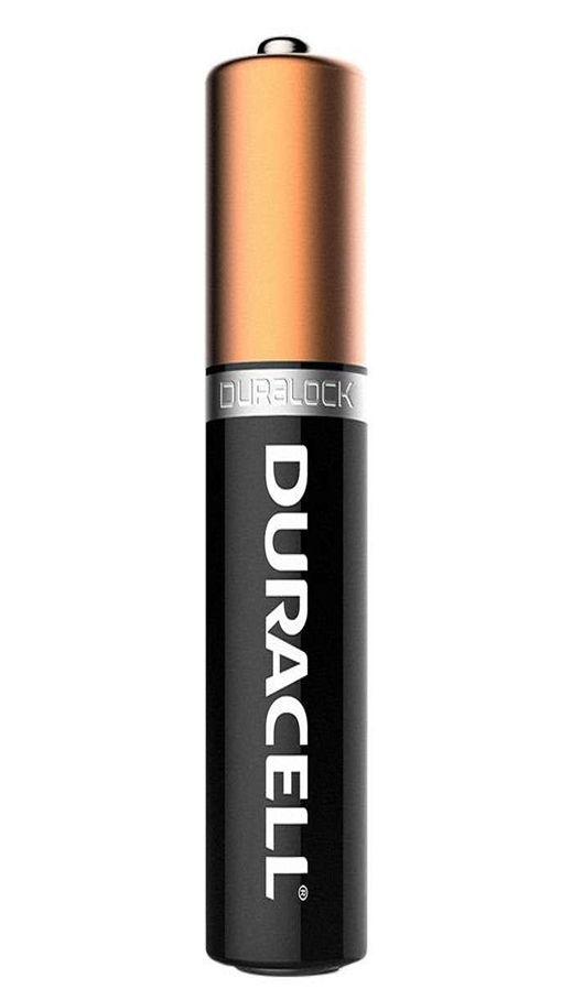 Pilha Duracell Alcalina .Palito AAA 1,5V (un)