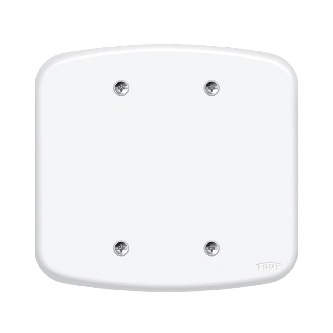 Placa Fame Blanc 4 X 4 Cega - Ref. 0867