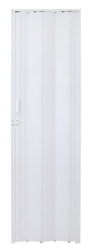 Porta Sanfonada PVC Branca
