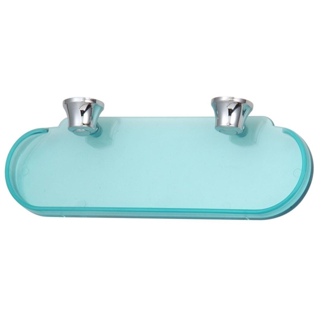 Porta Shampoo em Plástico Bello Bagno (Novosol)