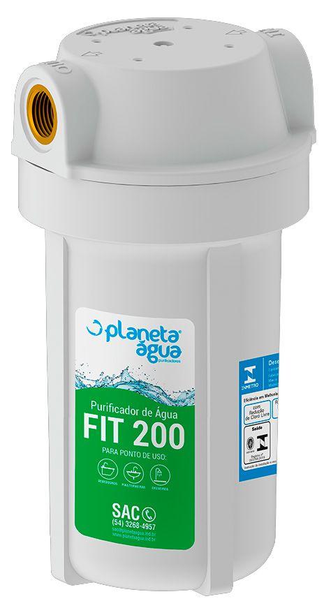 Purificador de Água Fit 200 Branco 7