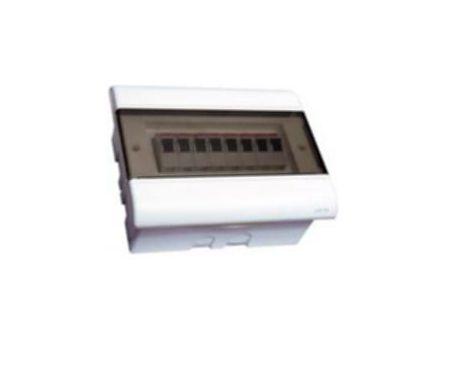 Quadro Distribuição Embutir 08 Disjuntores Din ou 06 Nema sem Barramento