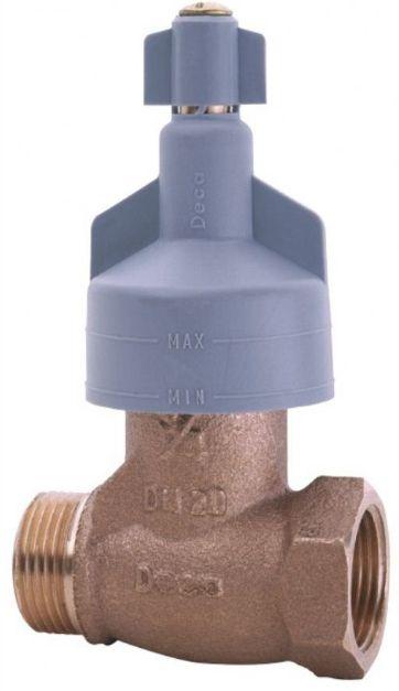 Registro Pressão em Metal 4416 Deca (base)