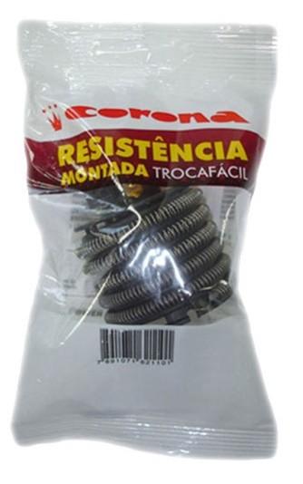 Resistencia Corona Gorducha 4 Temperaturas 127V X 5450W