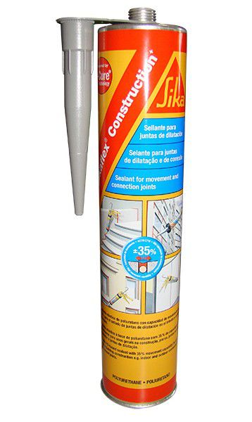 Sikaflex Universal 300ml - cor Cinza