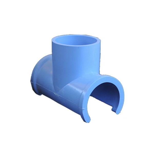 Te Soldável PVC Tapa Furo