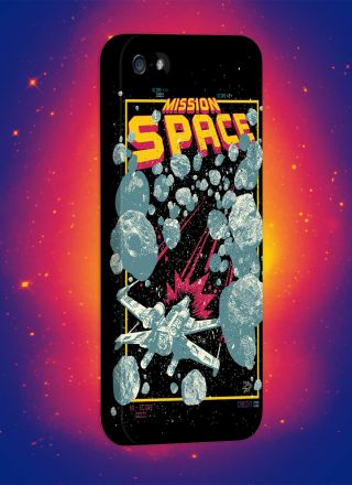 Capa para iPhone 5/5S/SE Mission Space