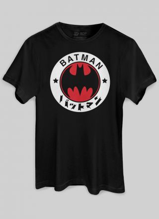 T-shirt Batman Japanese