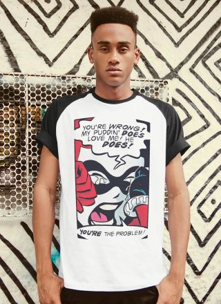 T-shirt Harley Quinn You're The Problem