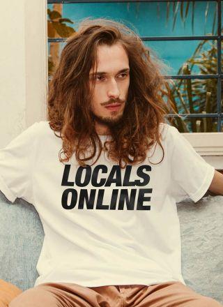 T-shirt Locals Online