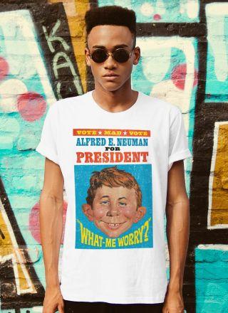 T-shirt Vote MAD