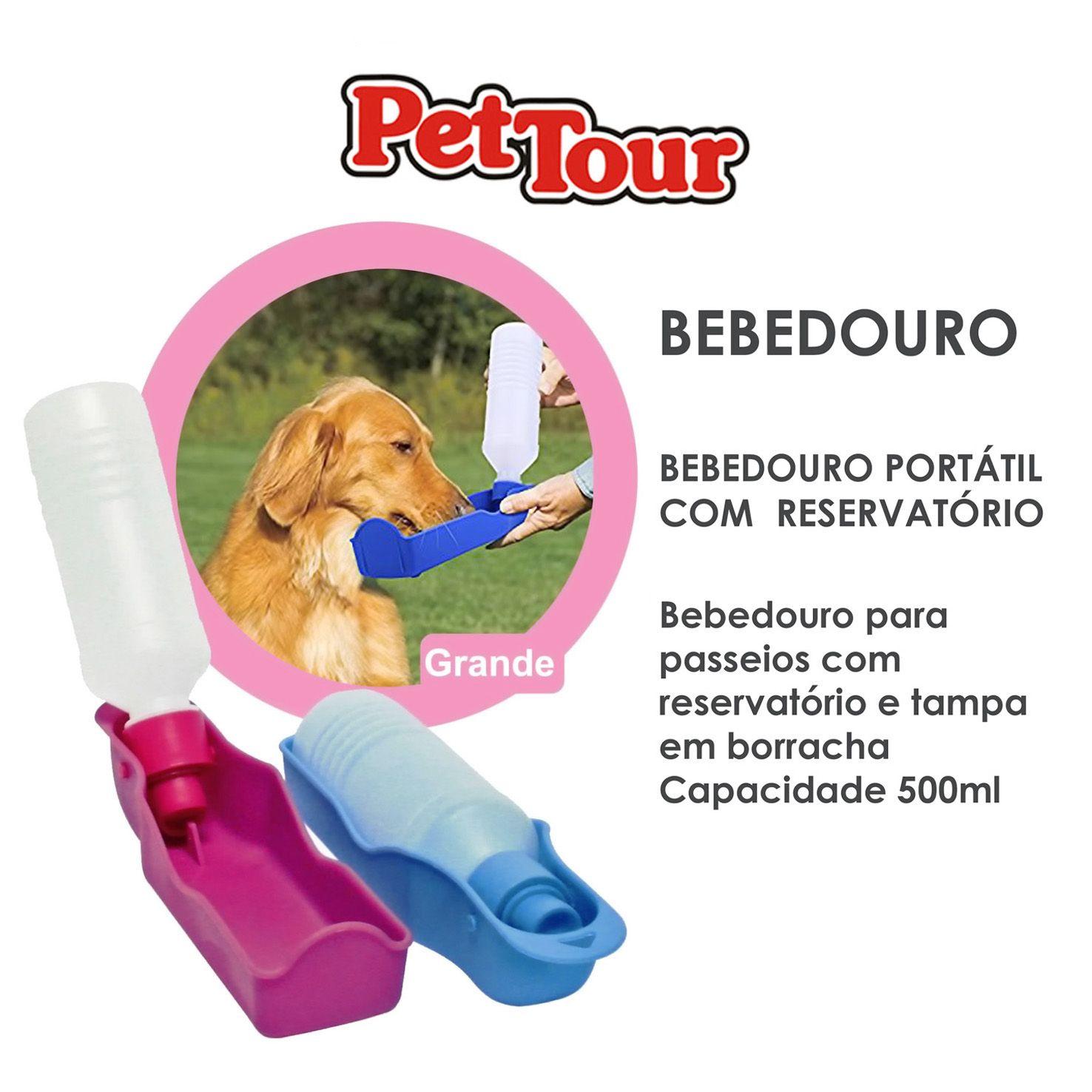 BEBEDOURO PORTÁTIL GRANDE
