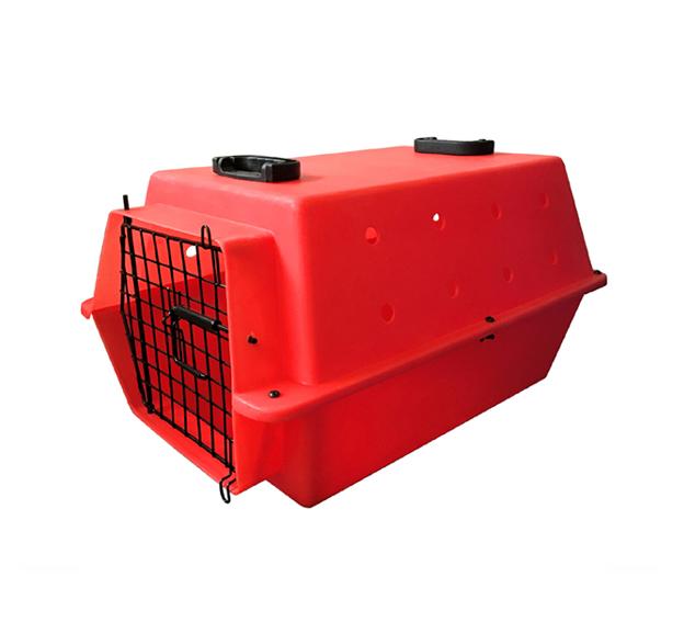 Caixa de Transporte Mod.200JR-Ferro - Pequeno