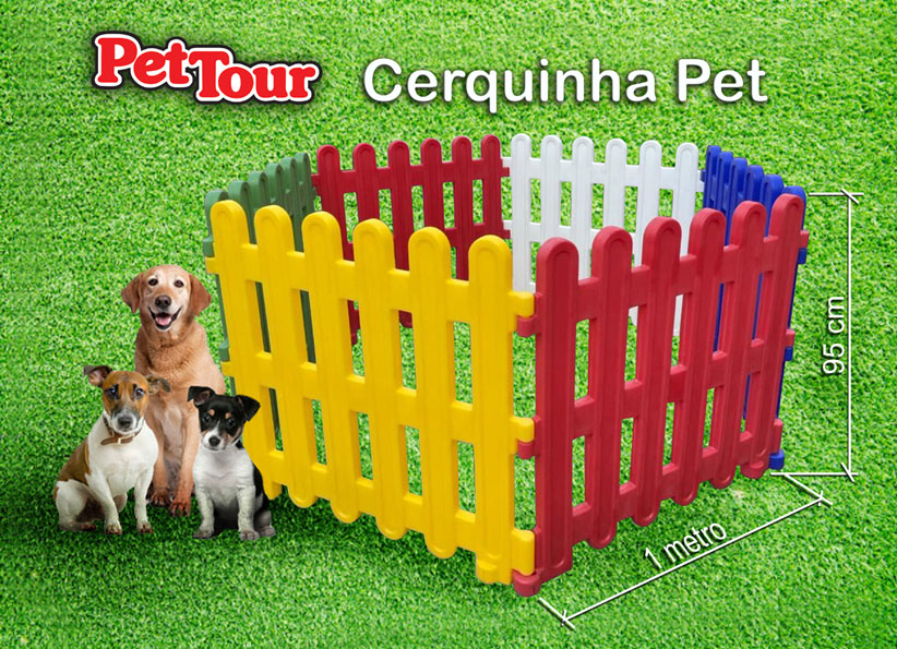 CERQUINHA PET -ROTOMOLDADA