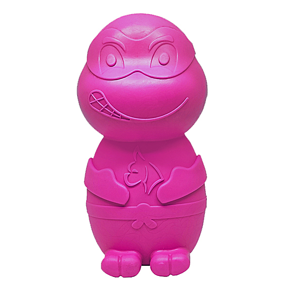 Tartaruga brinquedo Maciço