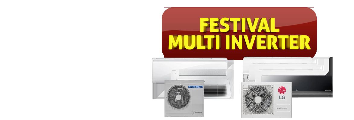 Festival Multi Inverter